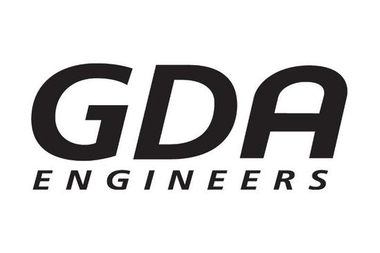 GDA Engineers Web Logo