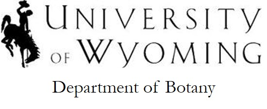 UWYO Department of Botany